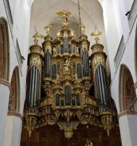 Stellwagen-Orgel Stralsund