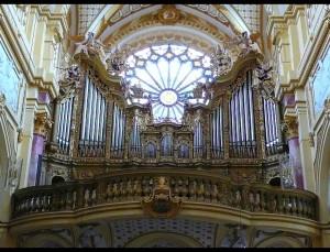 Seuffert-Orgel Kloster Ebrach / Franken