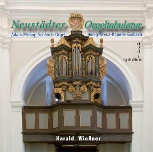"CD ""Neustädter Orgeltabulatur"""